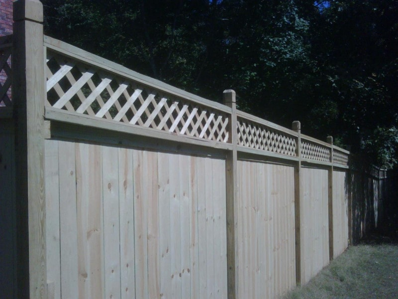 Houston Wood Fencing